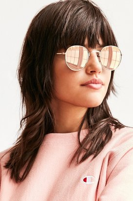 Urban Outfitters Round Metal Sunglasses $16 thestylecure.com