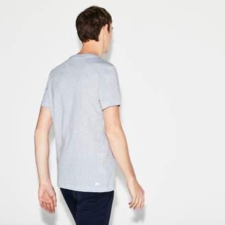 Lacoste Men's SPORT Logo Tech Tennis T-Shirt