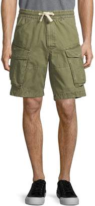 G Star Raw Relaxed-Fit Rovic X Cotton Cargo Shorts