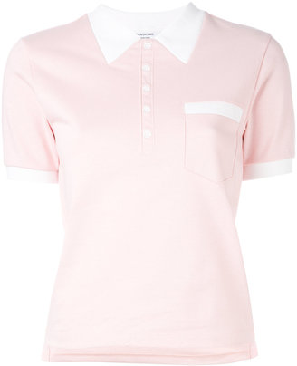 Thom Browne shirt printed T-shirt $374.06 thestylecure.com
