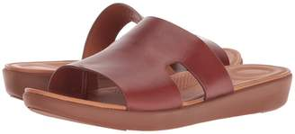 FitFlop H-Bar Slide Sandals Women's Sandals