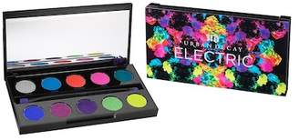 Urban Decay Electric Pressed Pigment Eyeshadow Palette