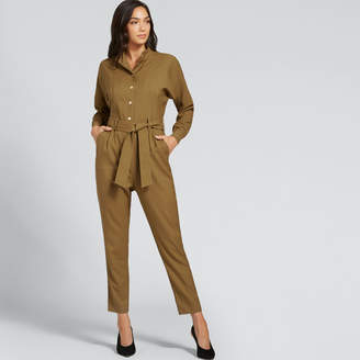 Seed Heritage High Neck Jumpsuit