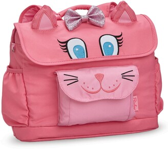 Bixbee Animal Pack-Kitty Water Resistant Backpack