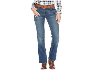 Wrangler Retro Mid-Rise Mae Jeans
