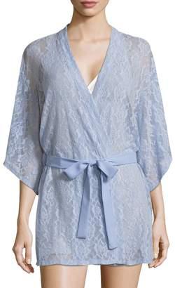Josie Women's Butterfly Dreams Wrap Robe