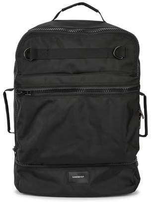 SANDQVIST Algot Canvas Backpack