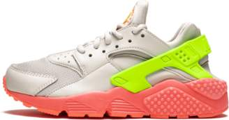 Nike Womens Air Huarache Run Desert Sand/Volt