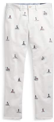Ralph Lauren Stretch Tailored Slim Fit Pant