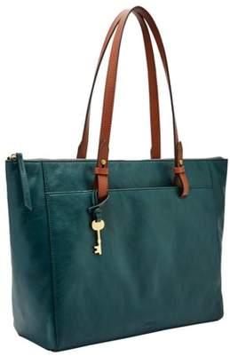 Fossil Rachel Tote Handbags Teal