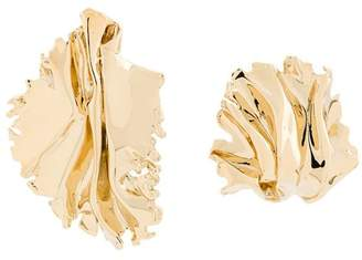 Annelise Michelson Sea Leaves earrings