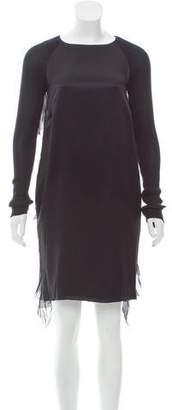 Haute Silk Shift Dress w/ Tags