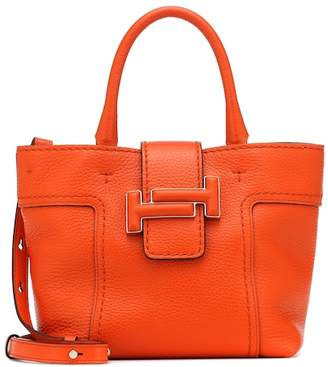 Tod's Double T Small leather shoulder bag