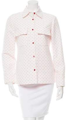 Jaipur Trademark Button-Up Top w/ Tags