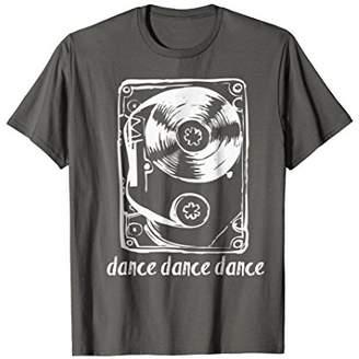 Jockey Disk Turn Table Tee Shirt
