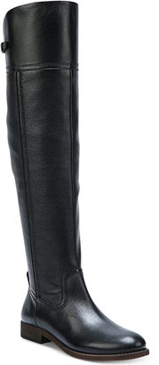 Franco Sarto Hydie Over-The-Knee Riding Boots $199 thestylecure.com