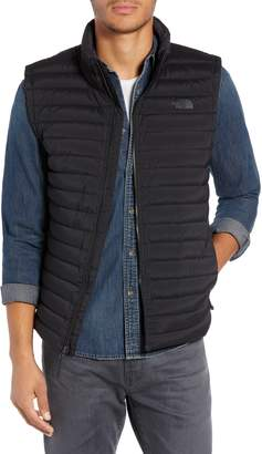 The North Face Stretch Slim Fit Packable Water Repellent 700-Fill Power Down Vest