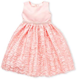 Princess Girls American Princess (Girls 4-6x) Embellished Pleated Dress
