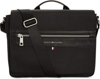 Tommy Hilfiger Men's Leo Messenger Bag