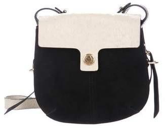 Mayle Suede Shoulder Bag w/ Tags
