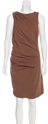 Brunello Cucinelli Jersey Knee-Length Dress