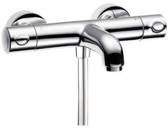 Hansgrohe Ecostat Exposed Tub/Shower Thermostatic with Volume Control