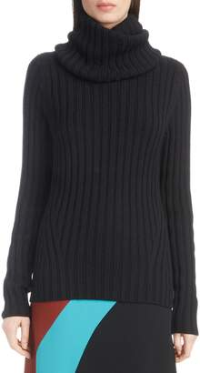 Dries Van Noten Turtleneck Wool Sweater