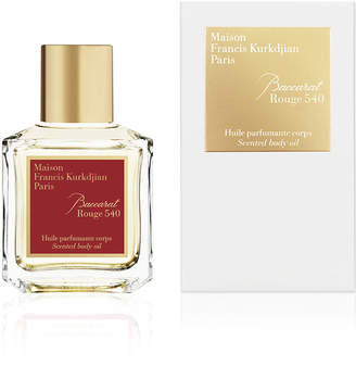 Francis Kurkdjian Baccarat Rouge 540 Scented Body Oil, 2.4 oz./ 70 mL