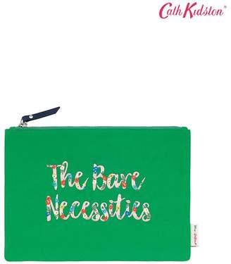 Cath Kidston Womens Green Jungle Book Bare Necessities Pouch - Green