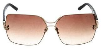 f79895444113 Pre-Owned at TheRealReal · Linda Farrow Tinted Square Sunglasses