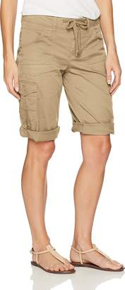 UNIONBAY Women's Jamee Stretch Light Weight Twill Skimmer