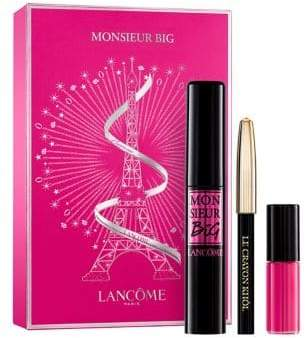 Lancôme Monsieur Big Mascara Three-Piece Set