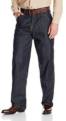 Cinch Men's FR Blue Label Carpenter Loose Fit Jean