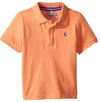 Joules Kids Pique Polo Shirt Boy's Clothing