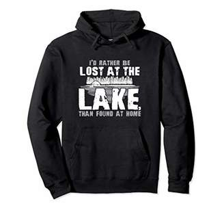 Camping Adventure and Lake Fishing Outdoor T-Shirt