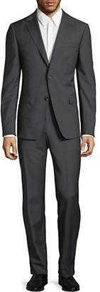 Z Zegna Classic Wool Suit