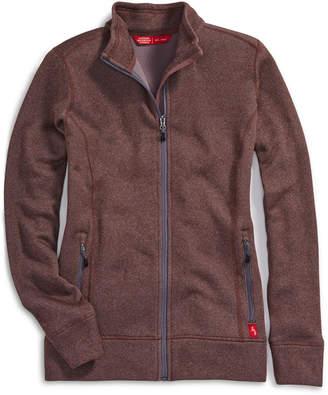 2dc7ca993cd706 ... Eastern Mountain Sports Ems Women s Destination Athletic-Fit Stretch  Full-Zip Fleece Sweatshirt