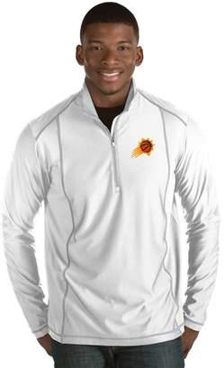 Antigua Men's Phoenix Suns Tempo Quarter-Zip Pullover