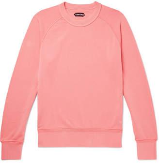 Tom Ford Cotton-Jersey Sweatshirt