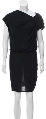 Alice + Olivia Knee-Length Jersey Dress