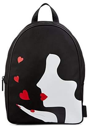 Lulu Guinness Women's Backpack Backpack Handbag