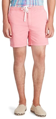Polo Ralph Lauren Classic Fit Drawstring Shorts $65 thestylecure.com