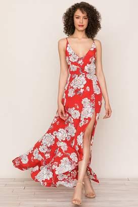 Yumi Kim Jasmine SIlk Maxi Dress