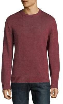 Corneliani Wool Knit Crewneck Sweater