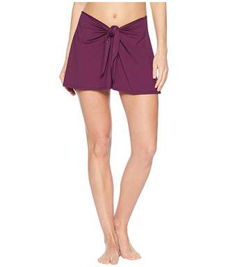 Becca by Rebecca Virtue Color Code Skirt Cover-Up