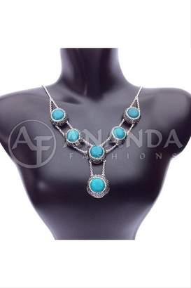 Ananda 925 Silver Necklace