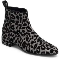 0f919cd6cc3 at Saks Fifth Avenue · Dolce   Gabbana Leopard Print Night Booties