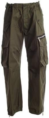 Comme des Garcons Junya Watanabe Junya Watanabe Side Zipped Trousers