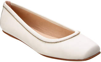 French Sole Plath Leather Flat
