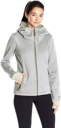 Bench Women's Downbeat Thumb Hole Jacket
